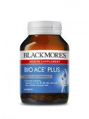 Blackmores Bio ACE Plus With Selenium & Grapeseed, 90 Tablets